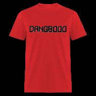 T-Shirts ~ Men's T-Shirt ~ DanQ8000 Logo Tee - Mens