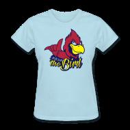 Women's T-Shirts ~ Women's T-Shirt ~ Give 'em the Bird shirt women