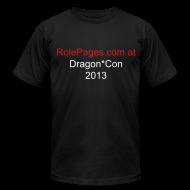 T-Shirts ~ Men's T-Shirt by American Apparel ~ Dragon*Con 2013 Shirt