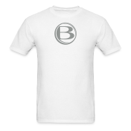 T-Shirts ~ Men's T-Shirt ~ Men's Blessed White