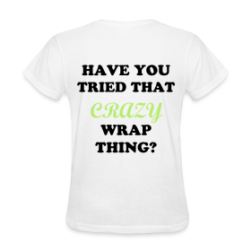 Have you tried that crazy wrap thing curvy girl boutique