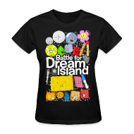Women's T-Shirts ~ Women's T-Shirt ~ BFDI Gridlock (Dark)