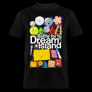 T-Shirts ~ Men's T-Shirt ~ BFDI Gridlock (Dark)