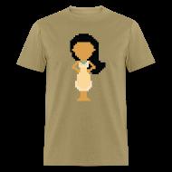 T-Shirts ~ Men's T-Shirt ~ Men's 8-Bit Poca
