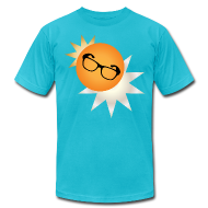Mens - Sun Burst Logo