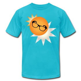 Mens - Sun Burst Logo ~ 316