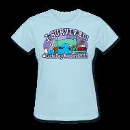 Women's T-Shirts ~ Women's T-Shirt ~ I Survived #LudaDayWeekend