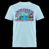 T-Shirts ~ Men's T-Shirt ~ I Survived #LudaDayWeekend