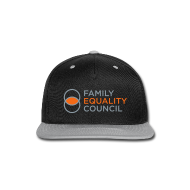 Caps ~ Snap-back Baseball Cap ~ Family Equality Council Official Snapback