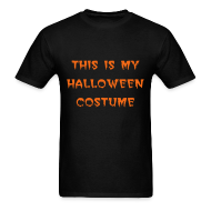 T-Shirts ~ Men's T-Shirt ~ Halloween Costume T-Shirt