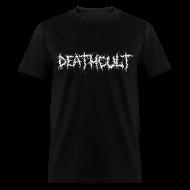 T-Shirts ~ Men's T-Shirt ~ Deathcult Logo T-Shirt
