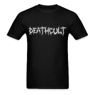 T-Shirts ~ Men's T-Shirt ~ Deathcult Logo T-Shirt