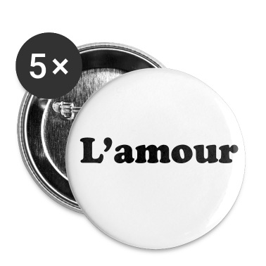 l amour Buttons