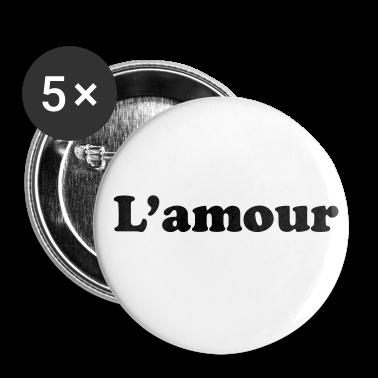 l amour Buttons