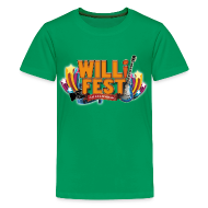 WILLiFEST Kids' Premium Tee