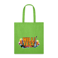WILLiFEST Canvas Tote Bag