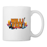 WILLiFEST Ceramic Coffee/Tea Mug