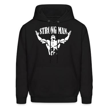 Strongman Hoodies