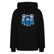 Hoodies ~ Women's Hooded Sweatshirt ~ Fall 2013 Women's Alphacat Hoodie
