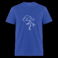 T-Shirts ~ Men's T-Shirt ~ Feel the Thunder