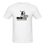 T-Shirts ~ Men's T-Shirt ~ MAN UP