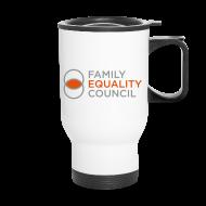 Mugs & Drinkware ~ Travel Mug ~ Family Equality Council Travel Mug
