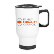 Bottles & Mugs ~ Travel Mug ~ Family Equality Council Travel Mug