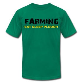 Farming Eat Sleep Plough - Uk Verson