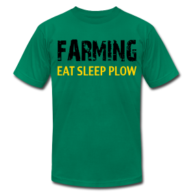 Farming Eat Sleep Plow US/Canada