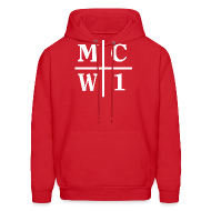 Hoodies ~ Men's Hooded Sweatshirt ~ MCW V2 Shirt