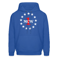 Hoodies ~ Men's Hooded Sweatshirt ~ MCW SweatShirt