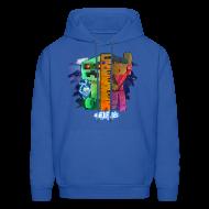 Hoodies ~ Men's Hooded Sweatshirt ~ Creeper!