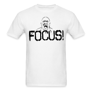 T-Shirts ~ Men's T-Shirt ~ Focus | Mens tee