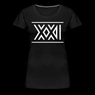 Women's T-Shirts ~ Women's Premium T-Shirt ~ XXI (Premium)