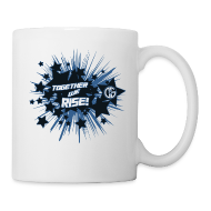 Bottles & Mugs ~ Coffee/Tea Mug ~ Together to we Rise Stars Mug