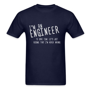 i'm an enginer