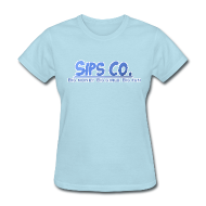 Women's T-Shirts ~ Women's T-Shirt ~ Big Girl - Sipsco Motto