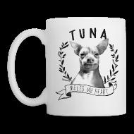 Bottles & Mugs ~ Coffee/Tea Mug ~ Tunameltsmyheart Crest Mug