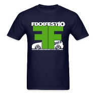 T-Shirts ~ Men's T-Shirt ~ FixxFest 10 Green