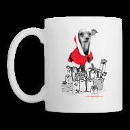 Mugs & Drinkware ~ Coffee/Tea Mug ~ Santuna Claus Mug