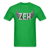 T-Shirts ~ Men's T-Shirt ~ ZexyZek Logo - Men