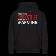 Hoodies ~ Men's Hooded Sweatshirt ~ LikeFarming Hoodie