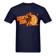 T-Shirts ~ Men's T-Shirt ~ Fire Zek - Men