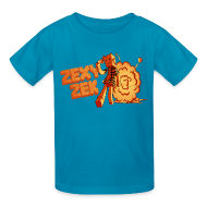 Kids' Shirts ~ Kids' T-Shirt ~ Fire Zek - Kids