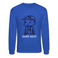 Long Sleeve Shirts ~ Men's Crewneck Sweatshirt ~ [Running Man!] Kang Gary