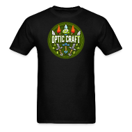 T-Shirts ~ Men's T-Shirt ~ The OpTic Craft Emblem