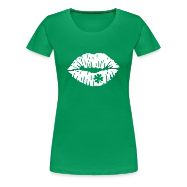 Irish Kiss Women's T-Shirts