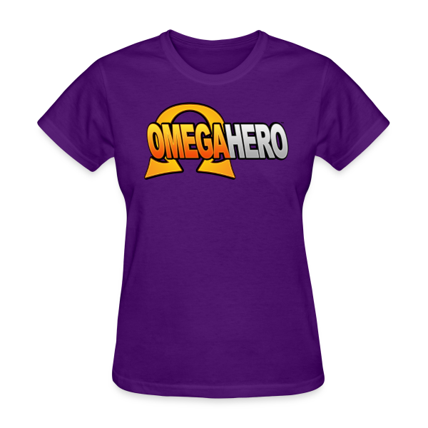 Omega Hero Logo (Women)