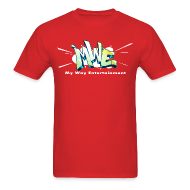 T-Shirts ~ Men's T-Shirt ~ [mWe] New Logo