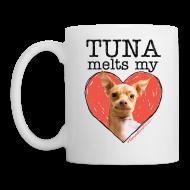 Mugs & Drinkware ~ Coffee/Tea Mug ~ Tuna Melts My Heart Mug